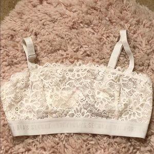 Victoria's Secret bralette!